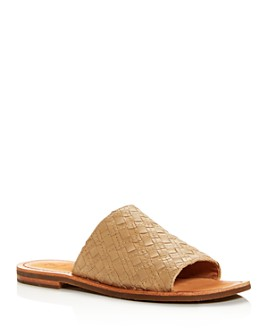 Frye - Women's Robin Woven Slide Sandals