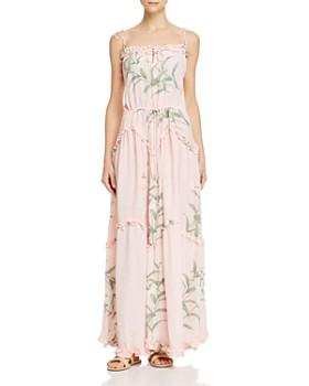 S/W/F - Delicate Maxi Dress