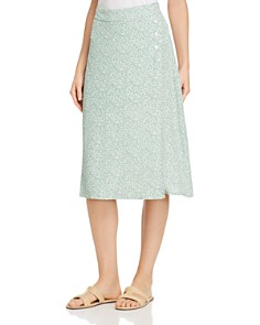 Faithfull the Brand - Racquel Midi Skirt