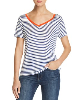 MKT Studio - Talo Striped Tee