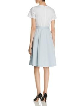 BOSS - Dargyna Short-Sleeve Color-Block Dress - 100% Exclusive