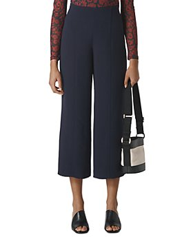 Whistles - Cropped Wide-Leg Pants