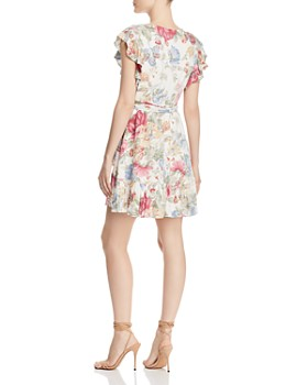 WAYF - Arin Mini Wrap Dress