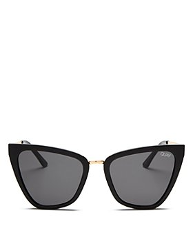 Quay - Women's Reina Cat Eye Sunglasses, 51mm