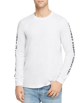 51b420e1441 Men s Designer Long Sleeve T-shirts - Bloomingdale s