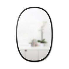 """Umbra - Hub Oval Mirror, 24"""" x 36"""""""