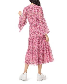 848562cce9d6c ... MICHAEL Michael Kors - Enchanted Bloom Midi Dress