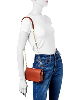 Callista - Grace Mini Leather Shoulder Bag