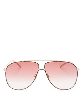 4877e921cc1 Gucci - Women s Aviator Sunglasses