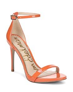 Sam Edelman - Women's Ariella High-Heel Ankle Strap Sandals