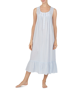 Eileen West Tops SLEEVELESS COTTON BALLET NIGHTGOWN