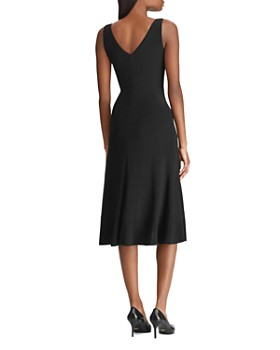 Ralph Lauren - Faux-Wrap Jersey Dress