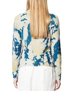 Zadig & Voltaire - Lili Tie-Dyed Wool & Cashmere Sweater