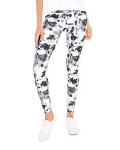 Terez - Star Tie-Dye Leggings
