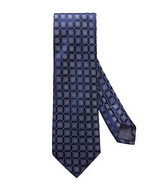 Eton Multi Squares Silk Classic Tie