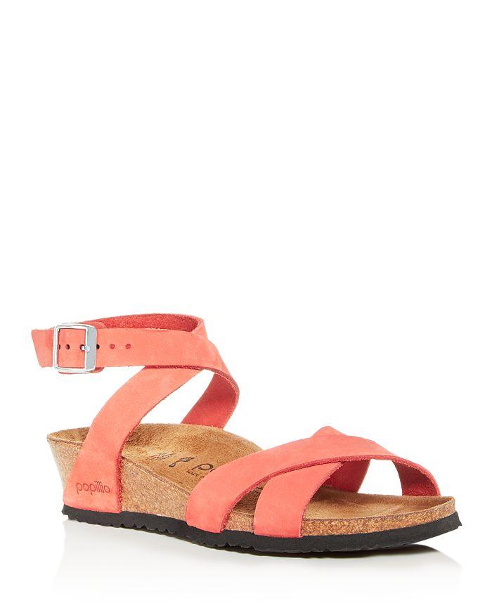 e056e03fd6b Birkenstock Women s Papillio by Birkenstock Lola Demi-Wedge Sandals ...