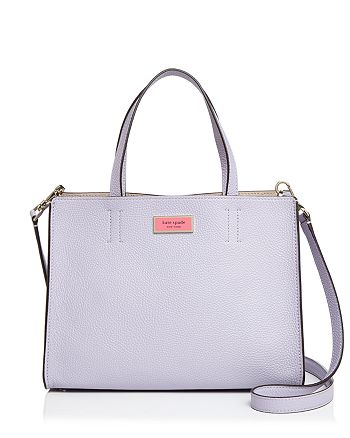 kate spade new york - Medium Leather Satchel