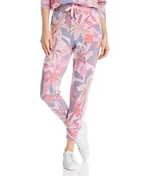 2079671b68 Sundry - Floral Tapered Sweatpants ...