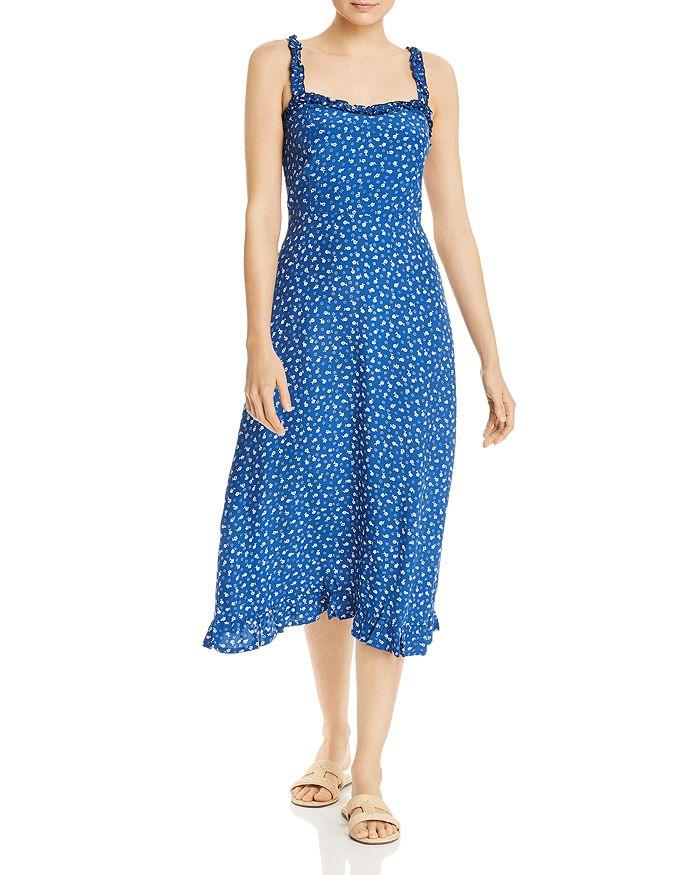 Faithfull the Brand - Noemie Floral Midi Dress