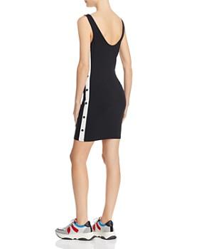 M.N.I. - Snap Trim Bodycon Dress - 100% Exclusive