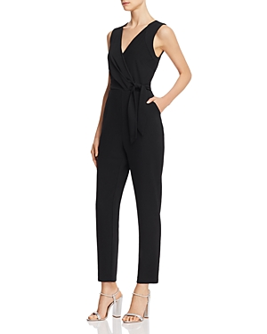 Adelyn Rae Suits KENNEDY SLEEVELESS JUMPSUIT