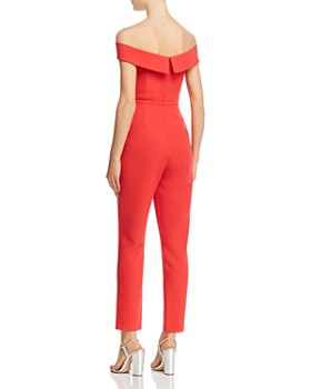 Adelyn Rae - Jaden Off-the-Shoulder Jumpsuit