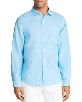 e69bd92b Tommy Bahama - Sea Glass Breezer Classic Fit Linen Shirt ...