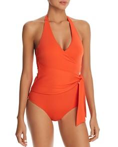 Onia - Elena Halter One Piece Swimsuit