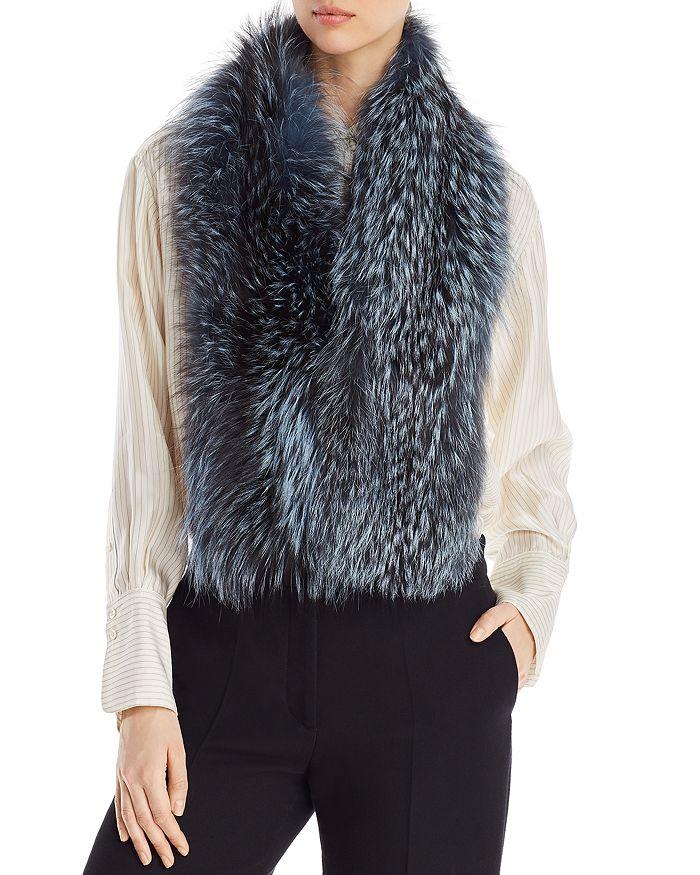 Maximilian Furs - Airgallon Fox Fur Scarf - 100% Exclusive