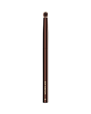 What It Is: The Hourglass No. 9 Domed Shadow brush is densely packed, with domed bristles to create eye definition with ease of control. What It Does: - Features Peta-approved, high-grade, ultra-soft Taklon bristles - Weighted metal handle provides control for effortless blending and application - May be used to apply liquid, cream or powder products - Taklon is an excellent alternative for those who suffer from allergies to animal hair - Taklon is a more hygienic alternative to animal hair - Ve