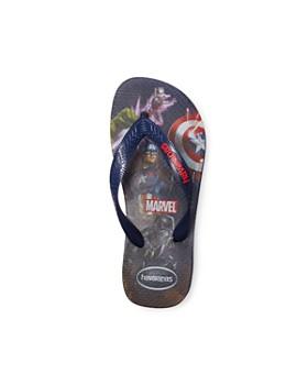 havaianas - Boys' Marvel Avengers Flip-Flops - Toddler, Little Kid