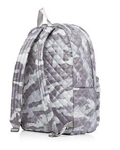 MZ WALLACE - Gray Camo Metro Backpack