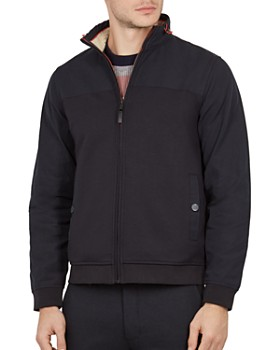 Ted Baker - Dense Funnel Neck Jacket