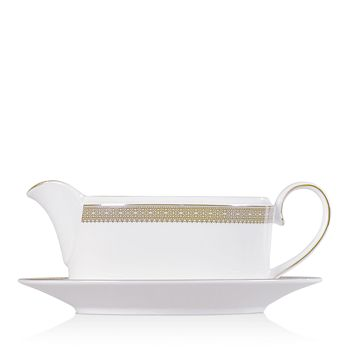 Wedgwood - Vera Lace Gold Gravy Stand