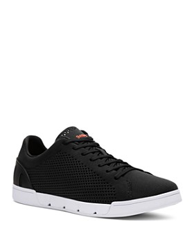 Swims - Men's Breeze Knit Lace-Up Sneakers