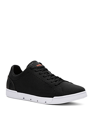 Swims Sneakers MEN'S BREEZE KNIT LACE-UP SNEAKERS