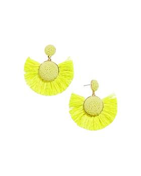 BAUBLEBAR - Beaded Marinella Drop Earrings