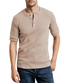 12b547fd1 Velvet by Graham & Spencer - Larry Short-Sleeve Henley ...