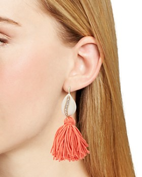 BAUBLEBAR - Tahiti Tassel Earrings