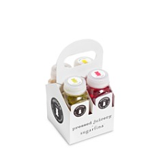 Sugarfina - Pressed Juicery x Sugarfina 4-Shot Carrier