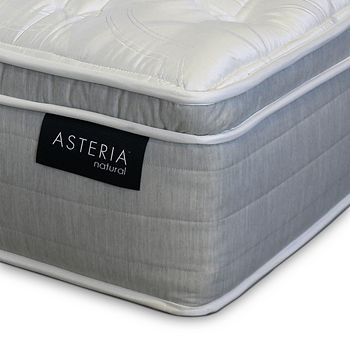 Asteria - Daria Euro Pillow Top California King Mattress Only - 100% Exclusive