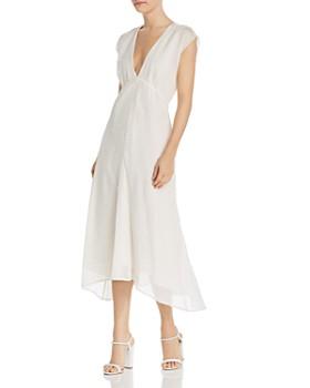 Joie - Shaeryl Striped Midi Dress