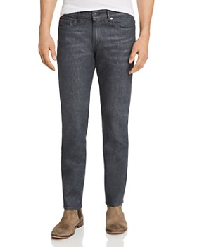 3c981abc BOSS Hugo Boss - Delaware 3 Slim Fit Jeans in Charcoal ...