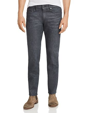 BOSS - Delaware 3 Slim Fit Jeans in Charcoal
