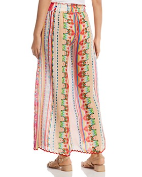 Johnny Was - Mariah Ikat-Print Pants
