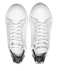 Zadig & Voltaire - Women's ZV1747 Blanc Low-Top Sneakers