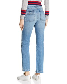 Current/Elliott - The Cropped Bootcut Jeans