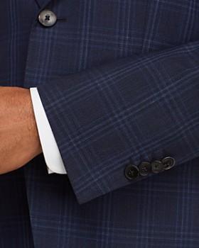 BOSS Hugo Boss - Jeckson/Lenon Tonal Plaid Regular Fit Suit