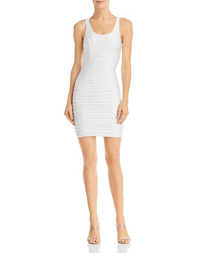Tiger Mist - Santa Clara Ruched Body-Con Dress - 100% Exclusive