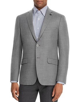 Psycho Bunny - Basket-Weave Regular Fit Sport Coat